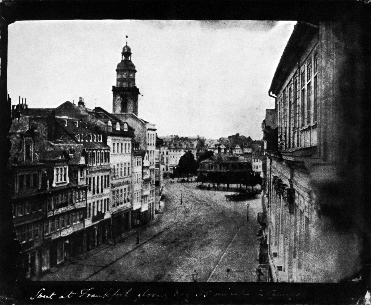 Frankfurt_Am_Main-William_Henry_Fox_Talbot-Zeil_in_Richtung_Hauptwache-1846